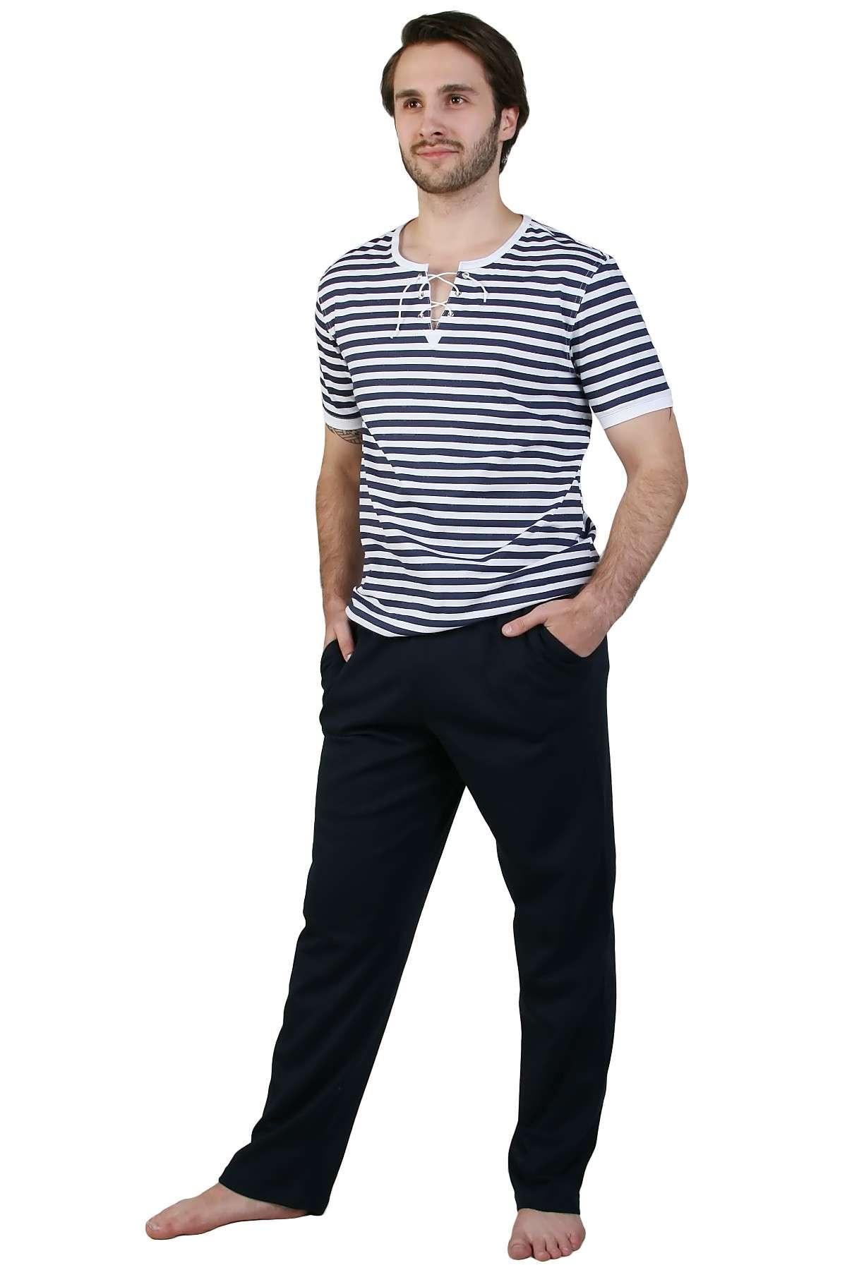 Мужские брюки с начесом