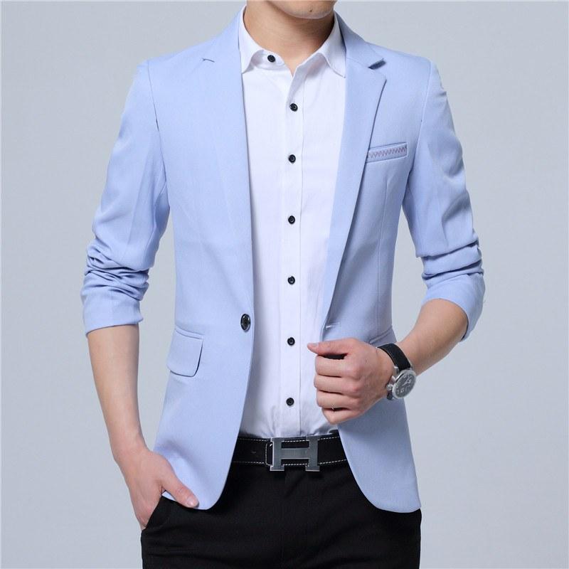 Практичный мужской пиджак