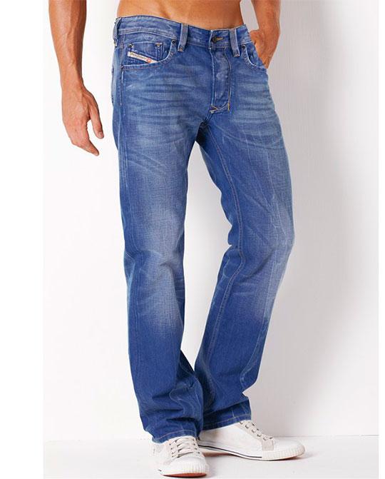 Модные джинсы ля мужчин
