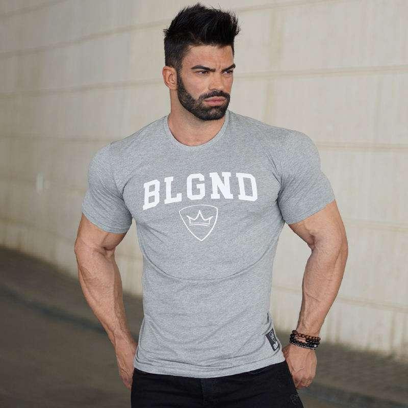 Спортивная футболка мужская