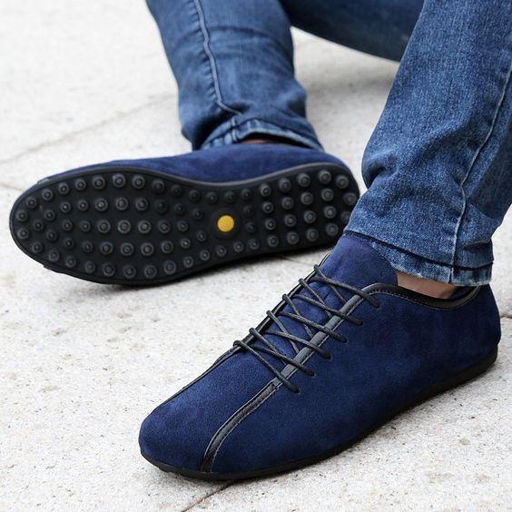 Спортивный вариант туфель