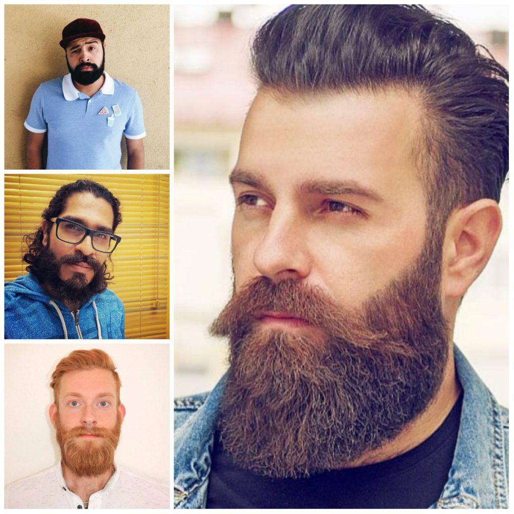 Бороды мужские