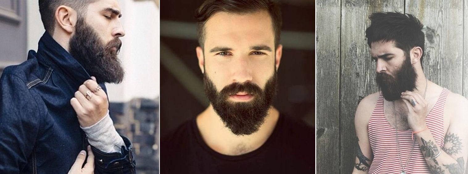 Красивые мужские бороды