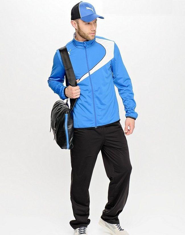 Удобный спортивный костюм для мужчины