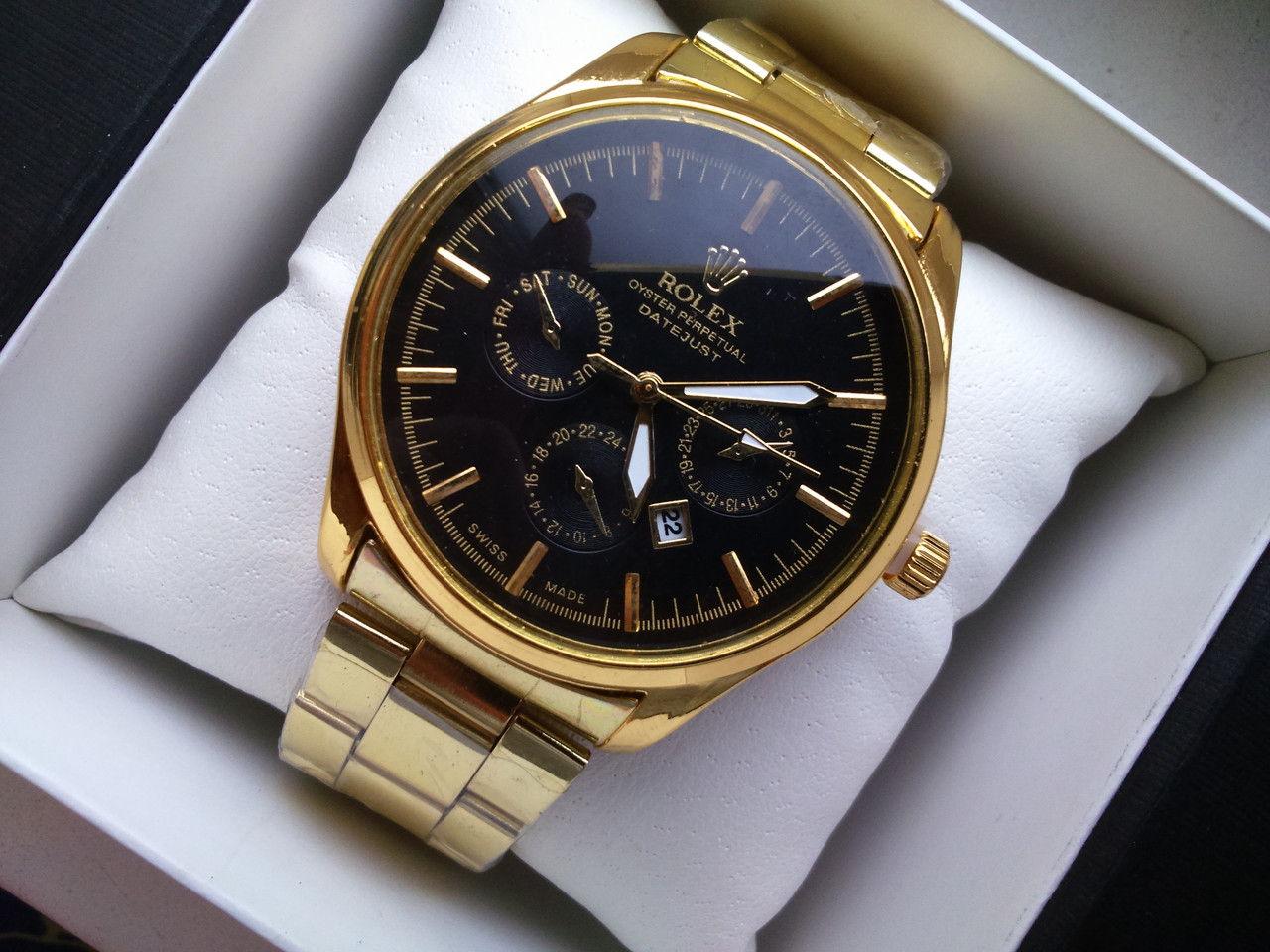 Ролекс- часы для состоятельных мужчин