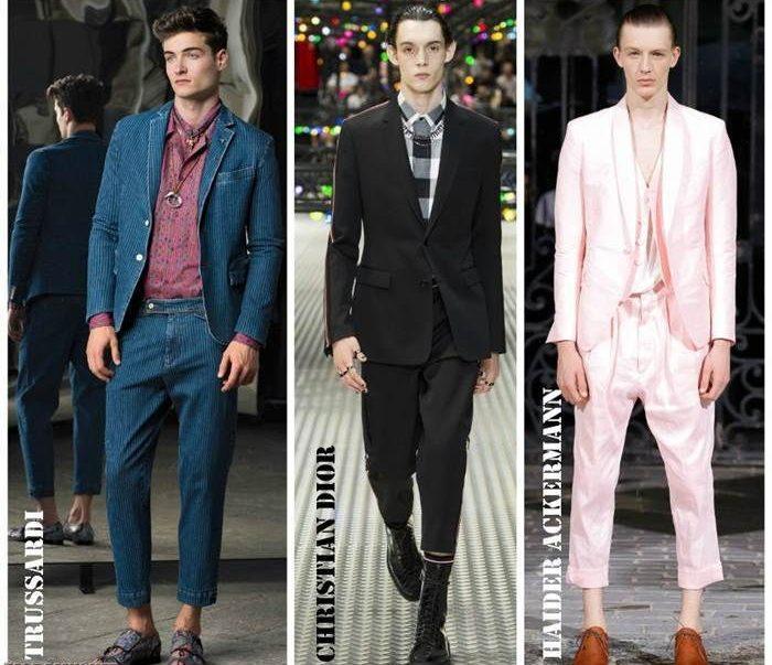 Костюмы с короткими брюками