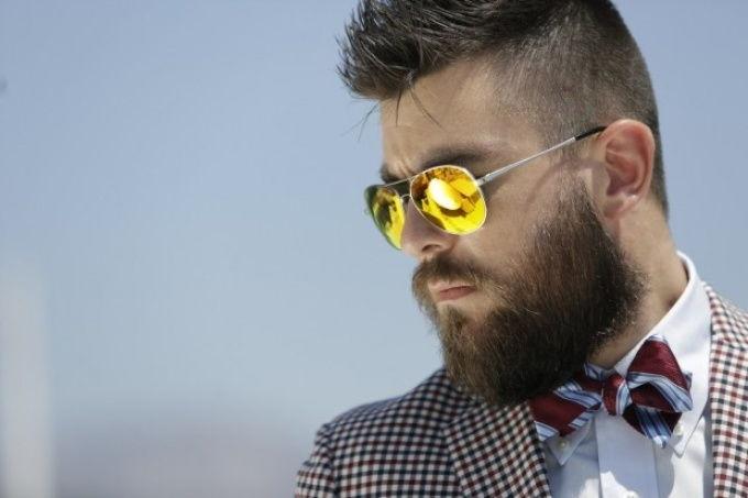 Мужские солнцезащитные очки хамелионы