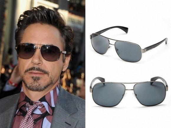 Модные очки от солнца для мужчин