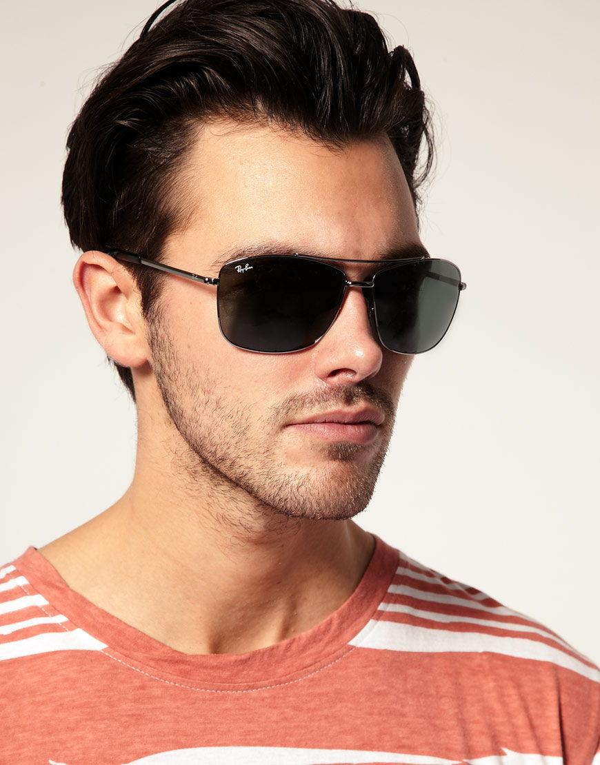 Дизайнерские солнцезащитные очки для мужчин