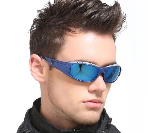 Молодежные спортивные очки от солнца