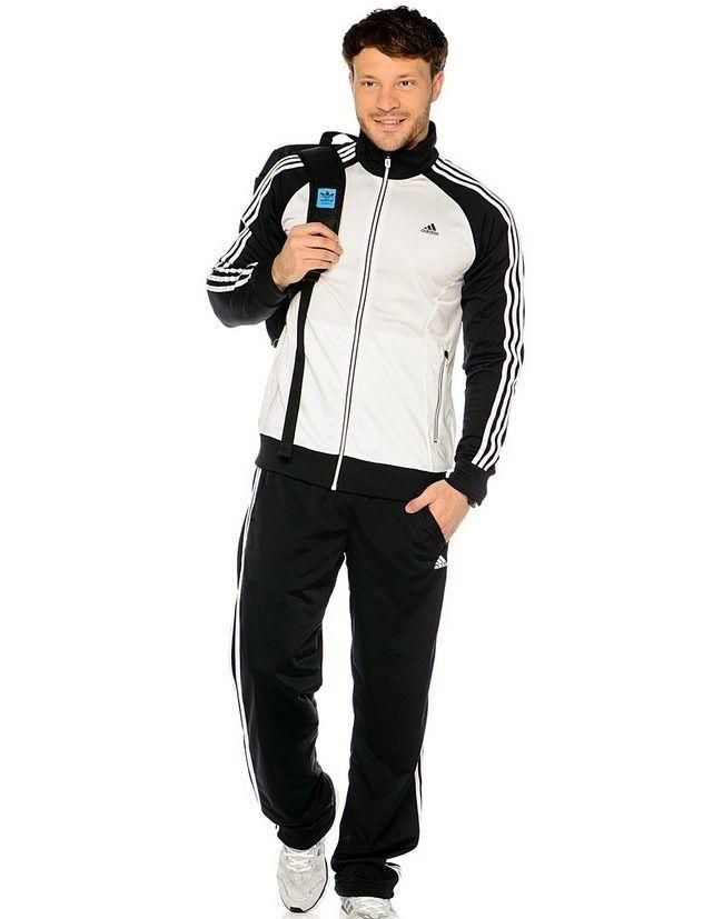 Брендовый спортивный костюм