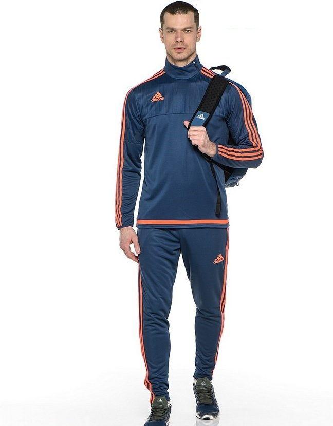 Комфортный спортивный костюм