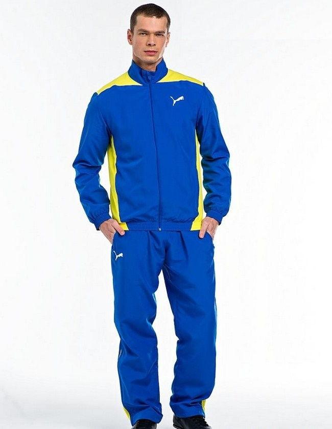 Спортивный костюм на каждый день