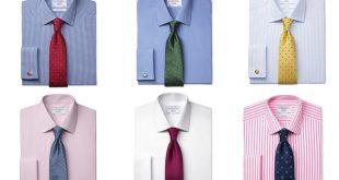 Сочитание галстука с одеждой