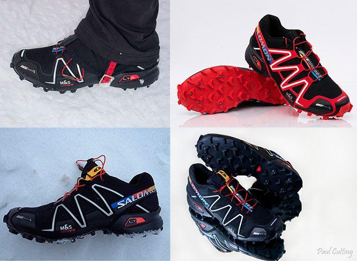Зимние брендовые кроссовки