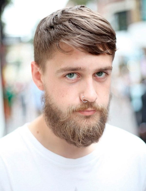Борода для светловолосых