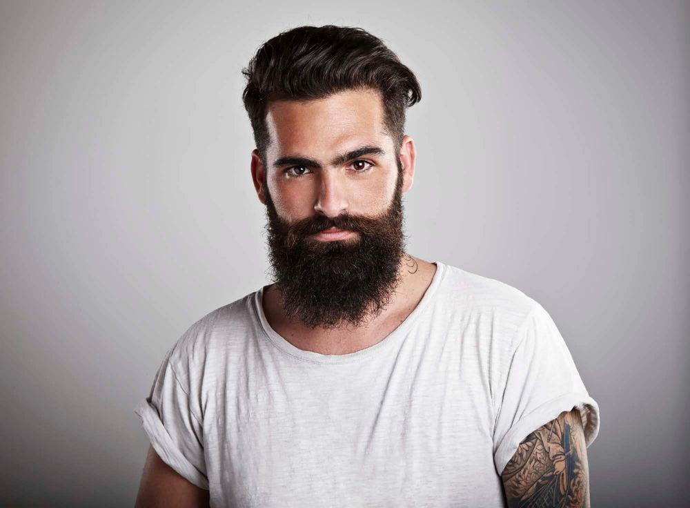 Эспаньолка-борода