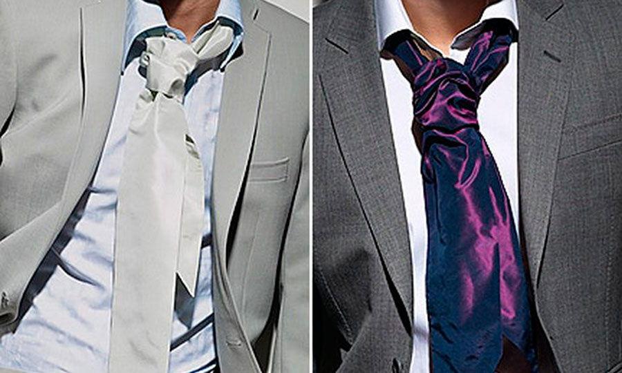 Стильный галстук