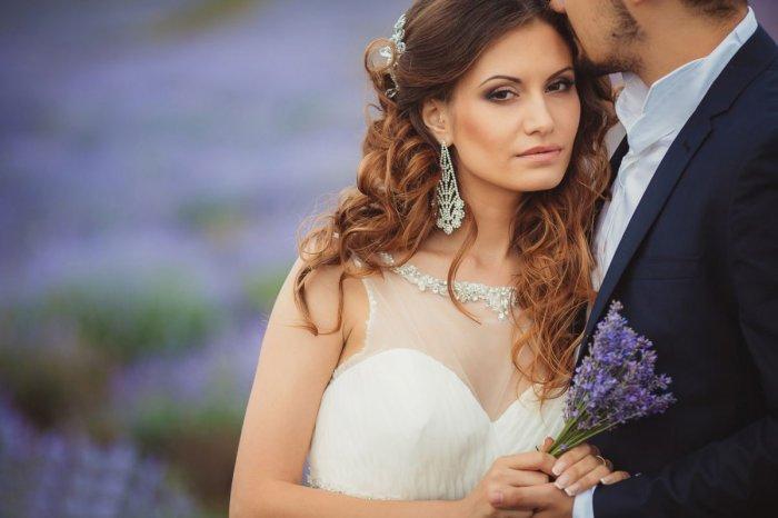 Макияж невесты в стиле прованс