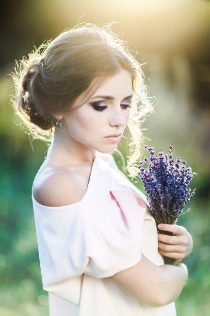 Французский макияж для невесты