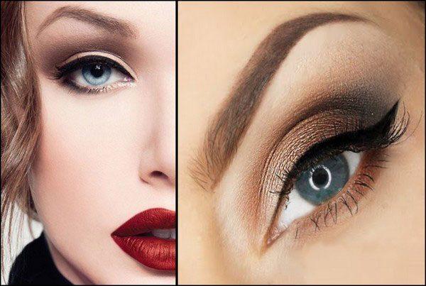Красивый макияж для женщин за 40 лет