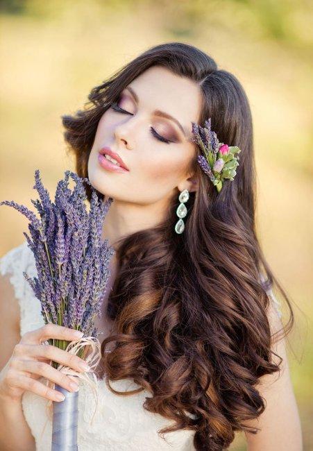 Красивый макияж в стилле Прованс