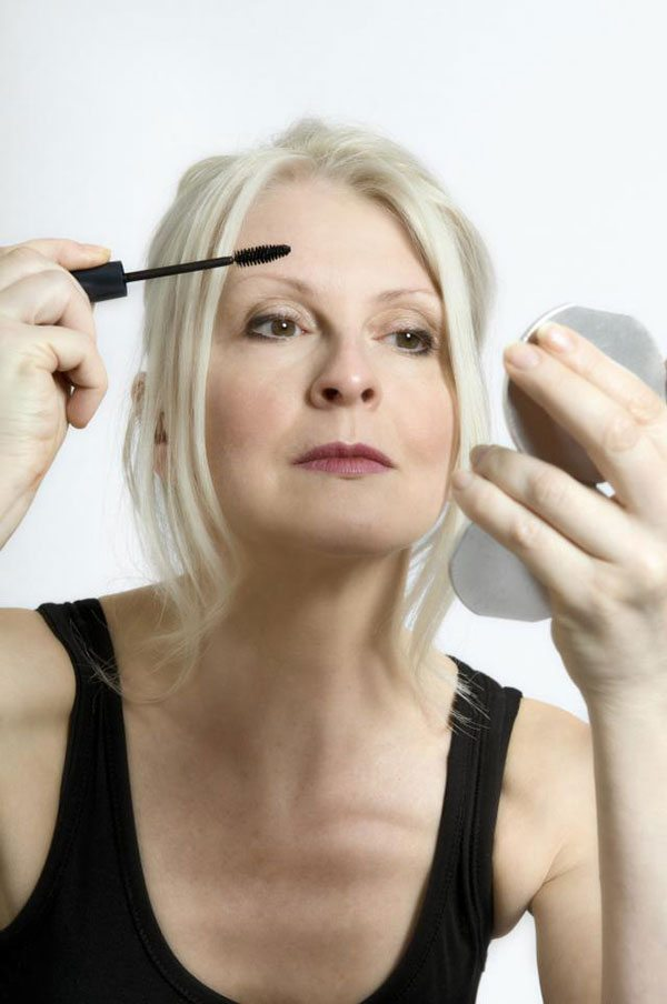 Правила антивозрастного макияжа
