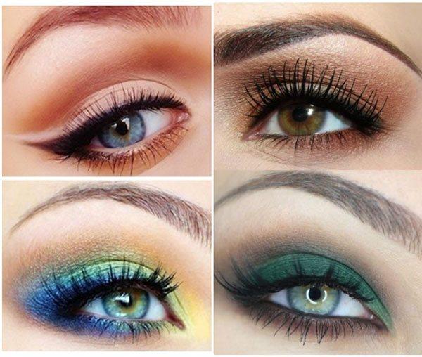Стильные тренды дневного макияжа
