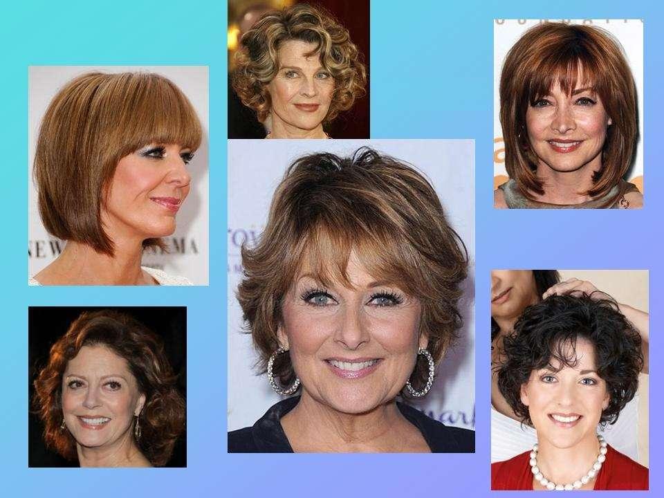 Варианты макияжа для женщин после 50
