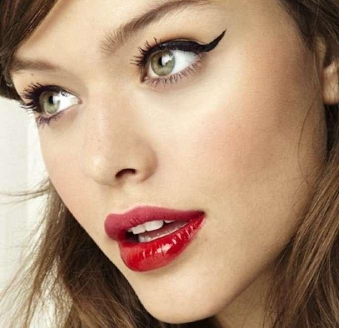 Модный цвет для макияжа для губ