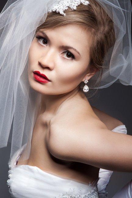 Стробинг в свадебном мэйке
