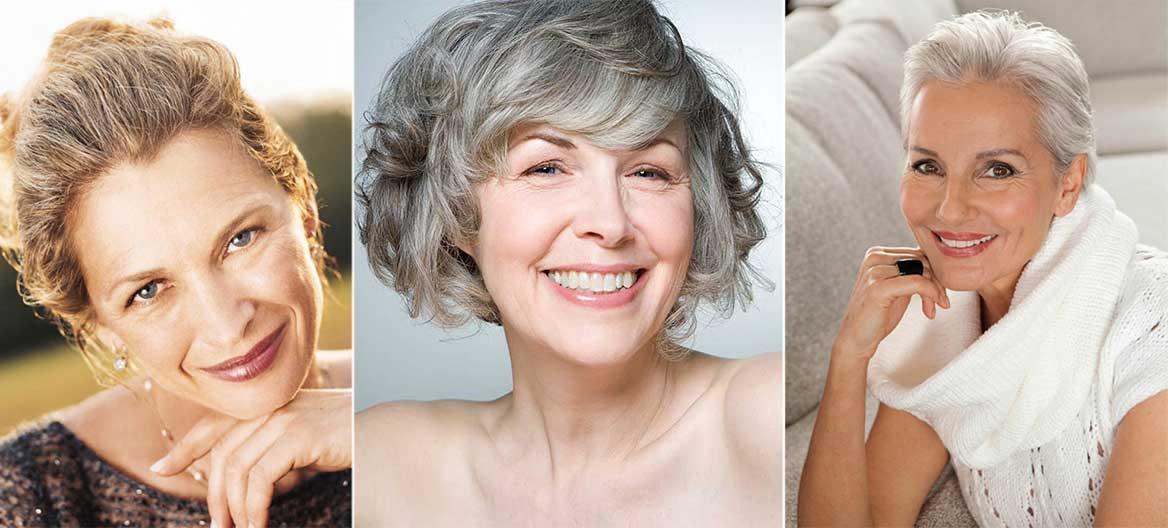 Дневной макияж для женщин за 50