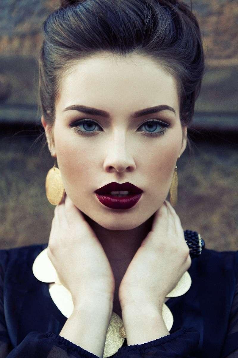 Модная помада для губ