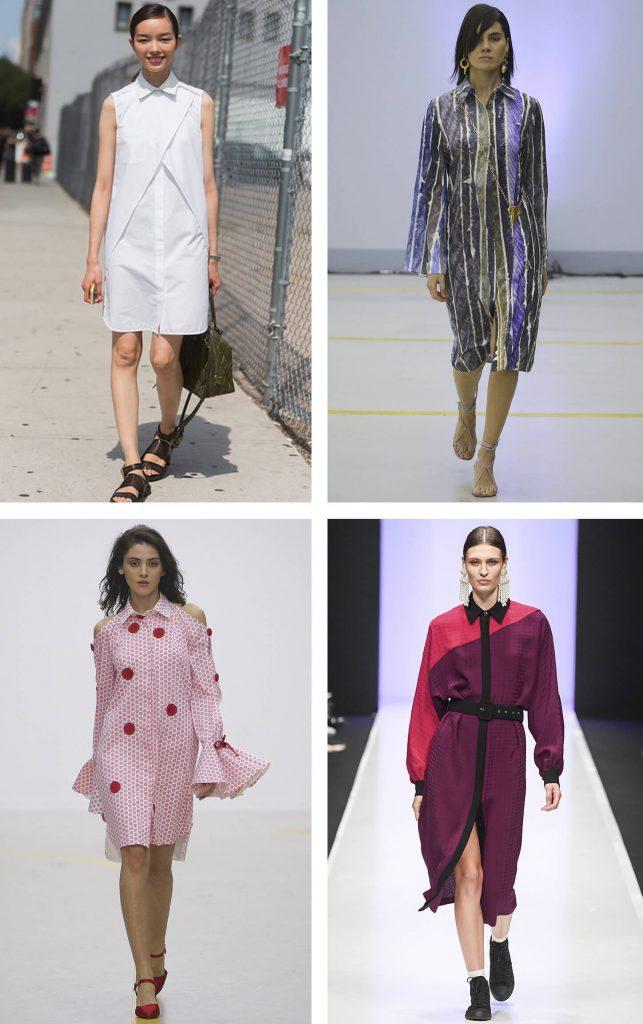 f99966b0b14 Модные женские платья лето 2019