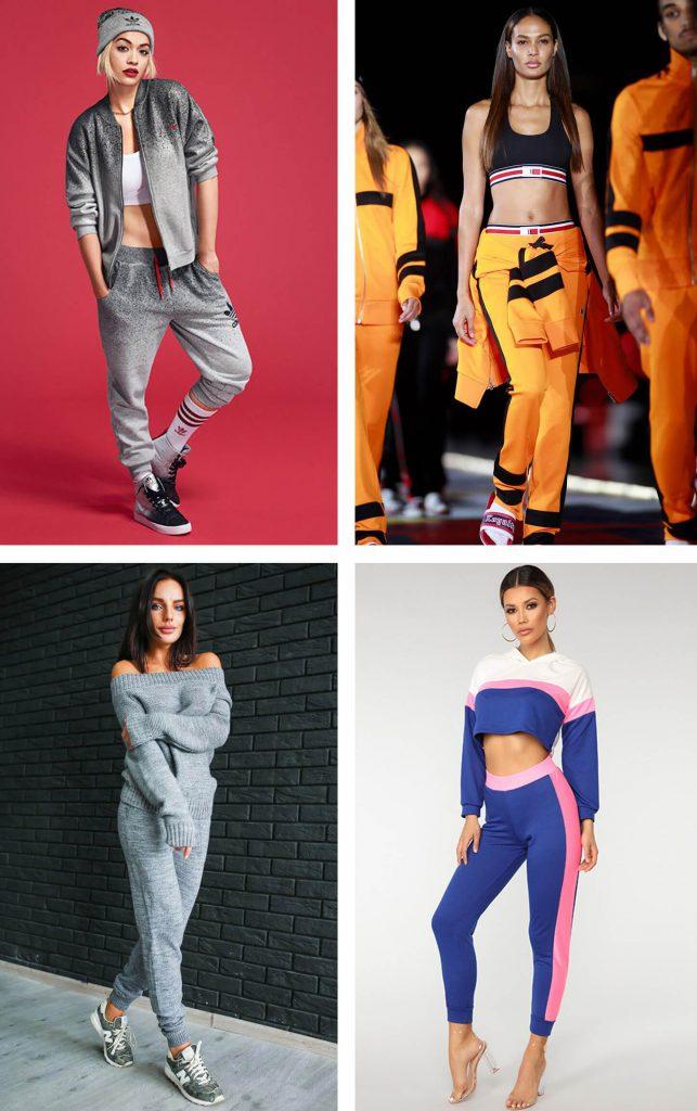 ee8362875202 Модные женские спортивные костюмы весна-лето 2019