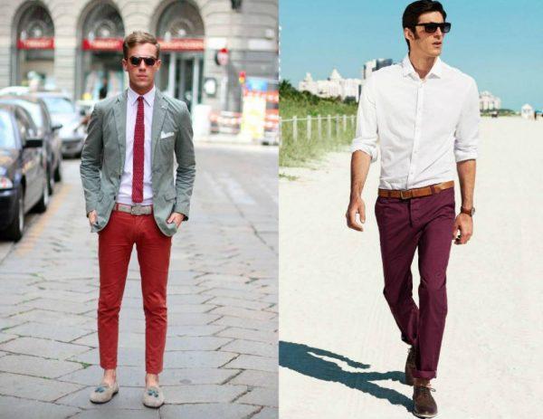 Модные мужские белые рубашки весна-лето 2019