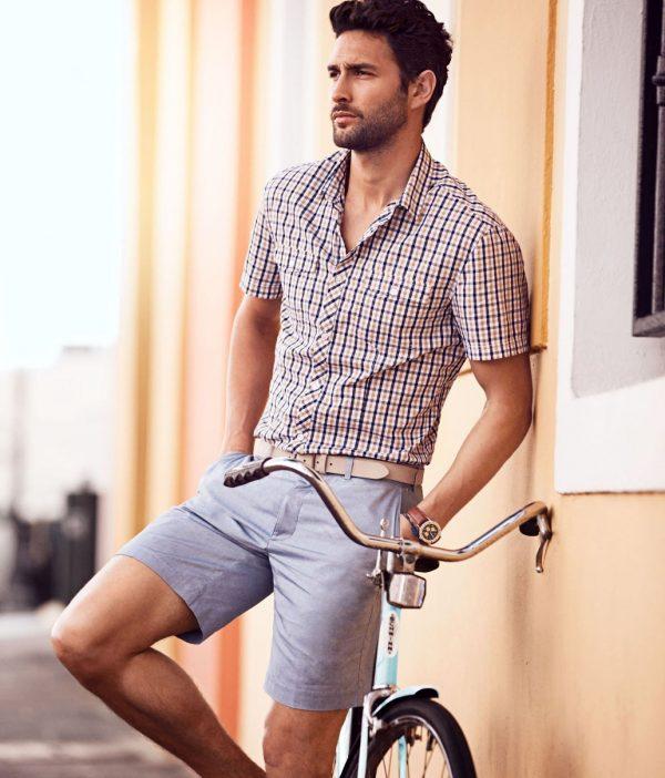 Модные мужские рубашки весна-лето 2019